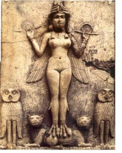 Lilith Queen of the Night the Burney Plaque